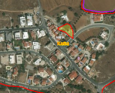 Residential land - Petridia Area